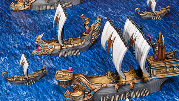 Pre-Order The Empire Of Dust For Mantic's Armada!