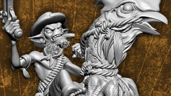 Wyrd's Bayou Bash & Themed Starter Set Coming This Summer