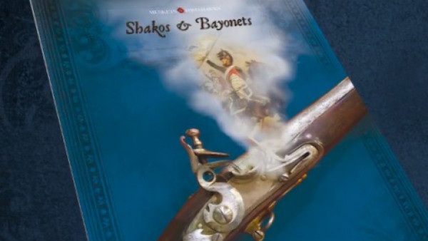 Shakos & Bayonets Rules Coming From Studio Tomahawk
