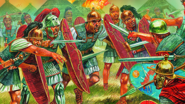 Warlord Games Begin SPQR Revised Edition Pre-Order Scheme