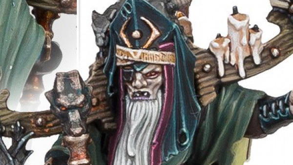 Meet Warhammer Quest: Cursed City's Torgillius The Chamberlain