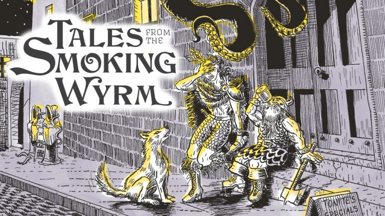 Tales from the Smoking Wyrm Issue #3