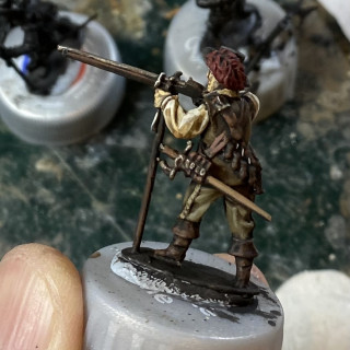 Painting the Foreign Infantry