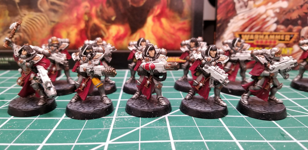THE SISTERS OF THE EMPEROR'S MERCY