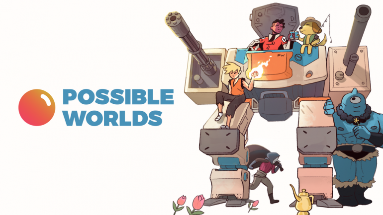 POSSIBLE WORLDS: An RPG Subscription Box