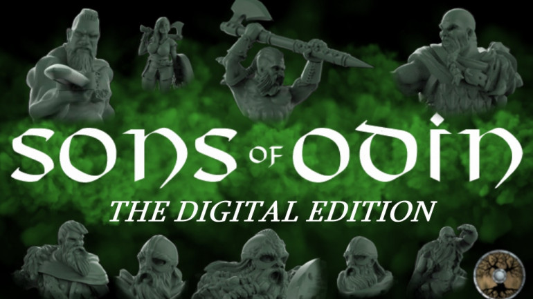 Sons of Odin: The digital edition!