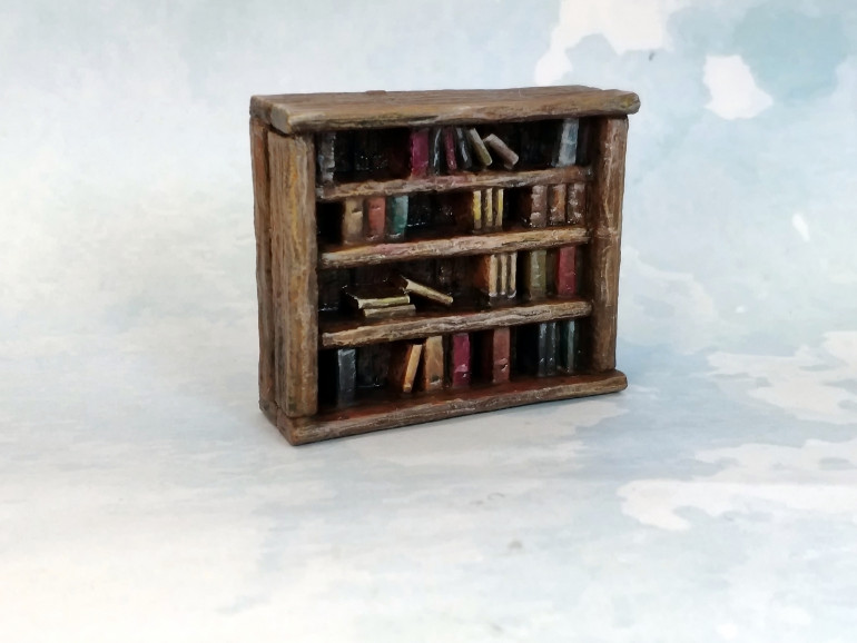 Of books and potions