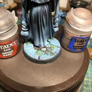 Painting Temperance