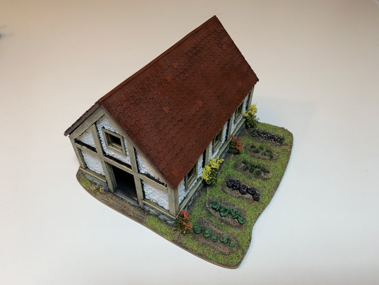 Farmhouse completed