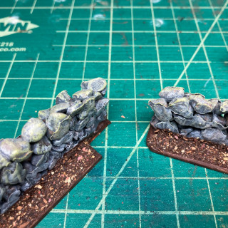 Quick and Easy Stone Walls - Get jigy with it!