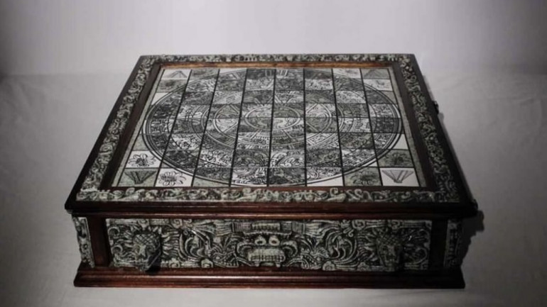 Tematic Chess Set Special Edition