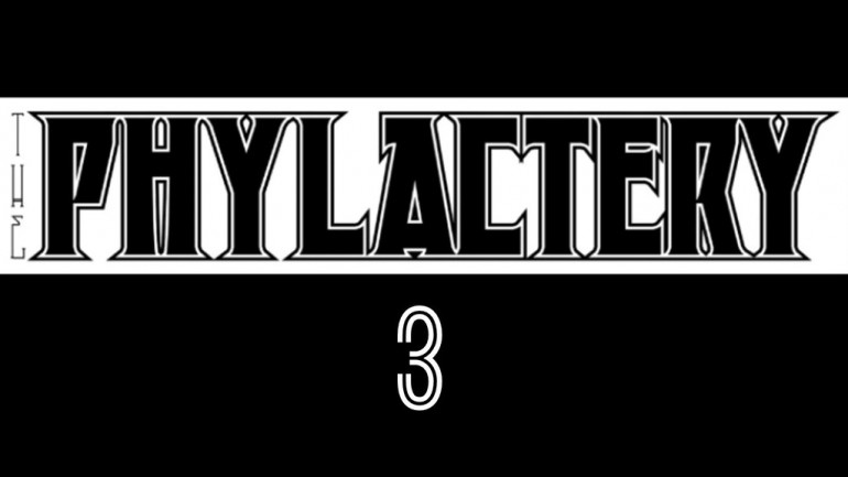 The Phylactery 3