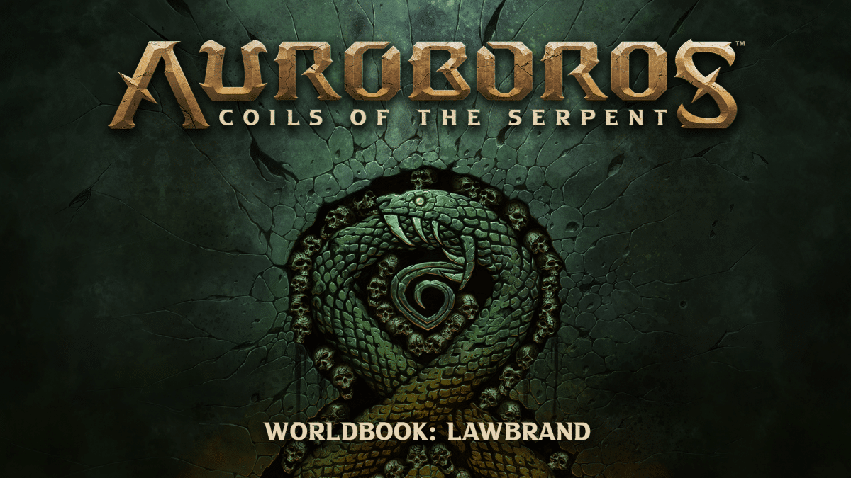 Auroboros Coils Of The Serpent - Warchief Gaming