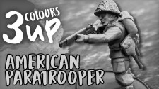 Bolt Action Painting Tutorial – WWII American Paratrooper [7 Days Early Access]