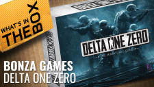 Unboxing: Delta One Zero – Black Winter Starter Set | Bonza Games