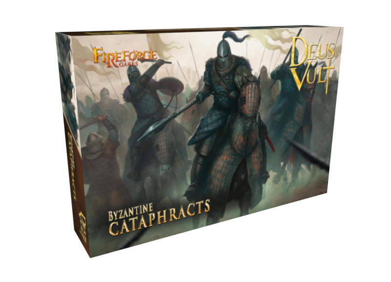 Byzantine Cataphracts - Fireforge Games