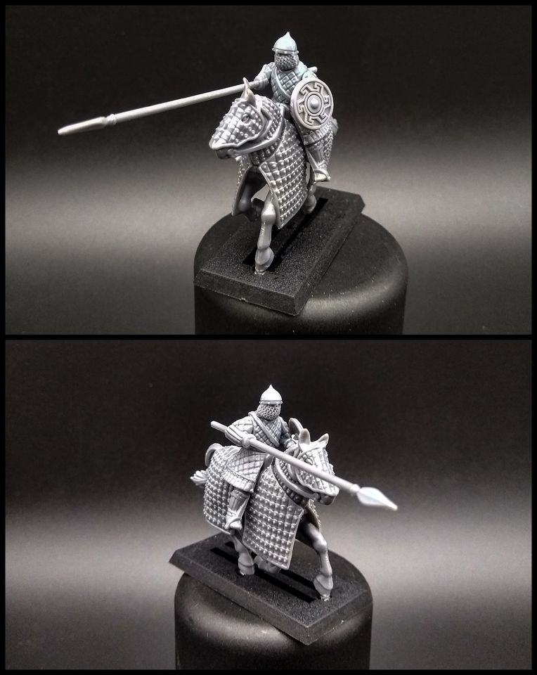 Byzantine Cataphracts Sample - Fireforge Games