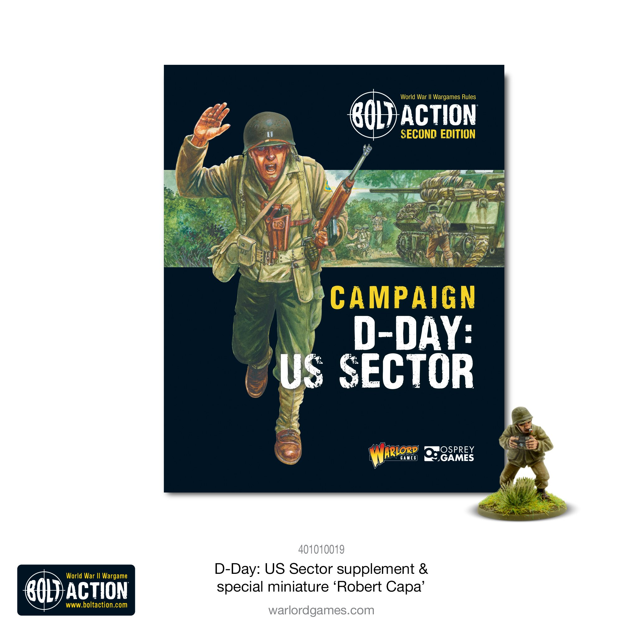 D-Day US Sector Supplement - Bolt Action