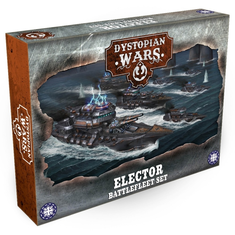 Elector Battlefleet Set Box - Dystopian Wars