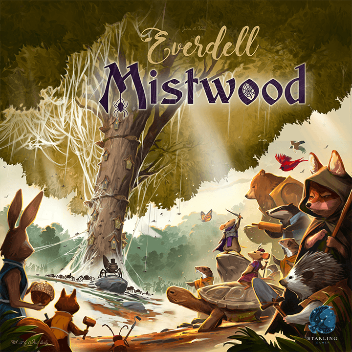 Everdell Mistwood - Starling Games