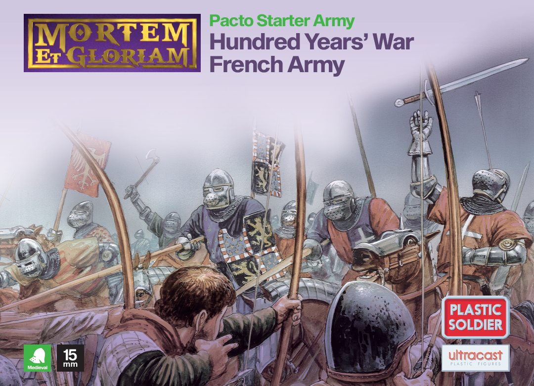 Hundred Years War French Army - Mortem Et Gloriam
