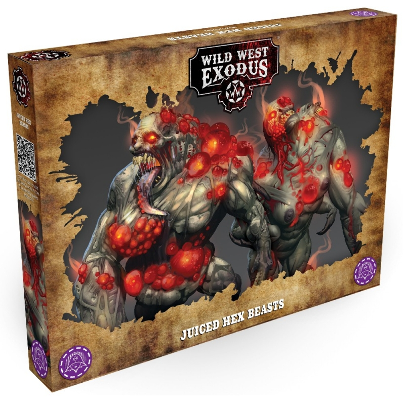 Juiced Hexbeasts Box - Wild West Exodus