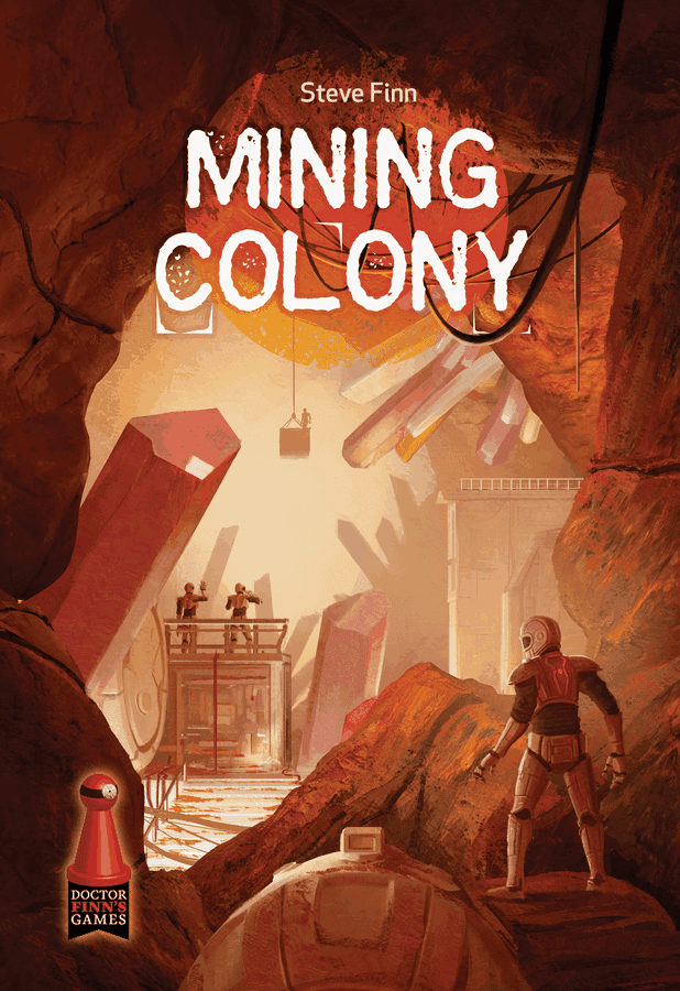 Mining Colony - Doctor Finns Games