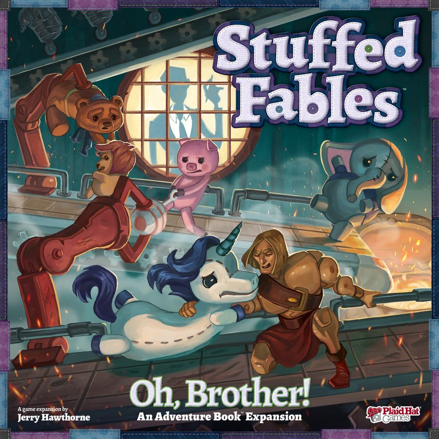Oh Brother Expansion - Stuffed Fables