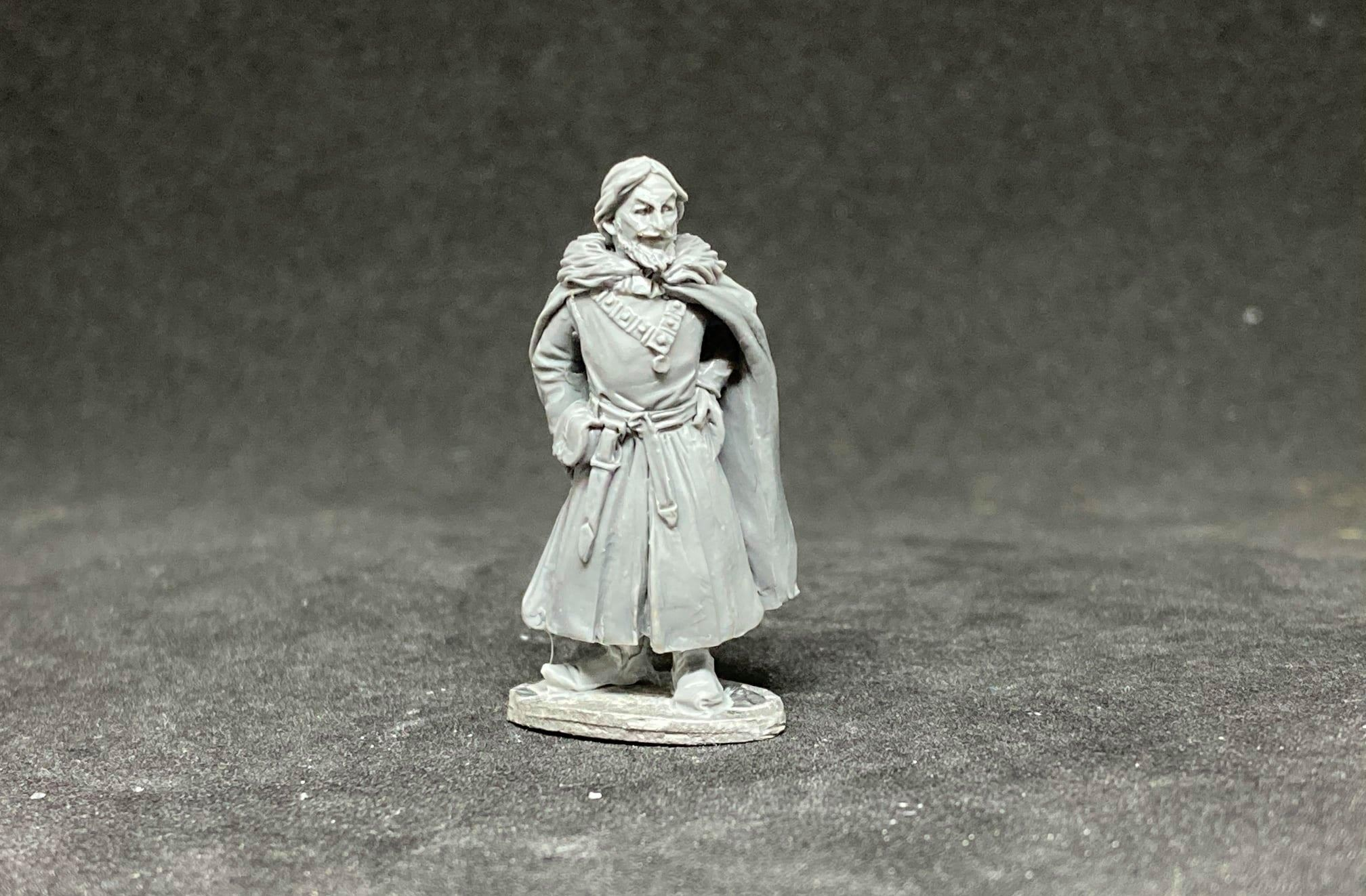 Philippe Marc - Footsore Miniatures & Games