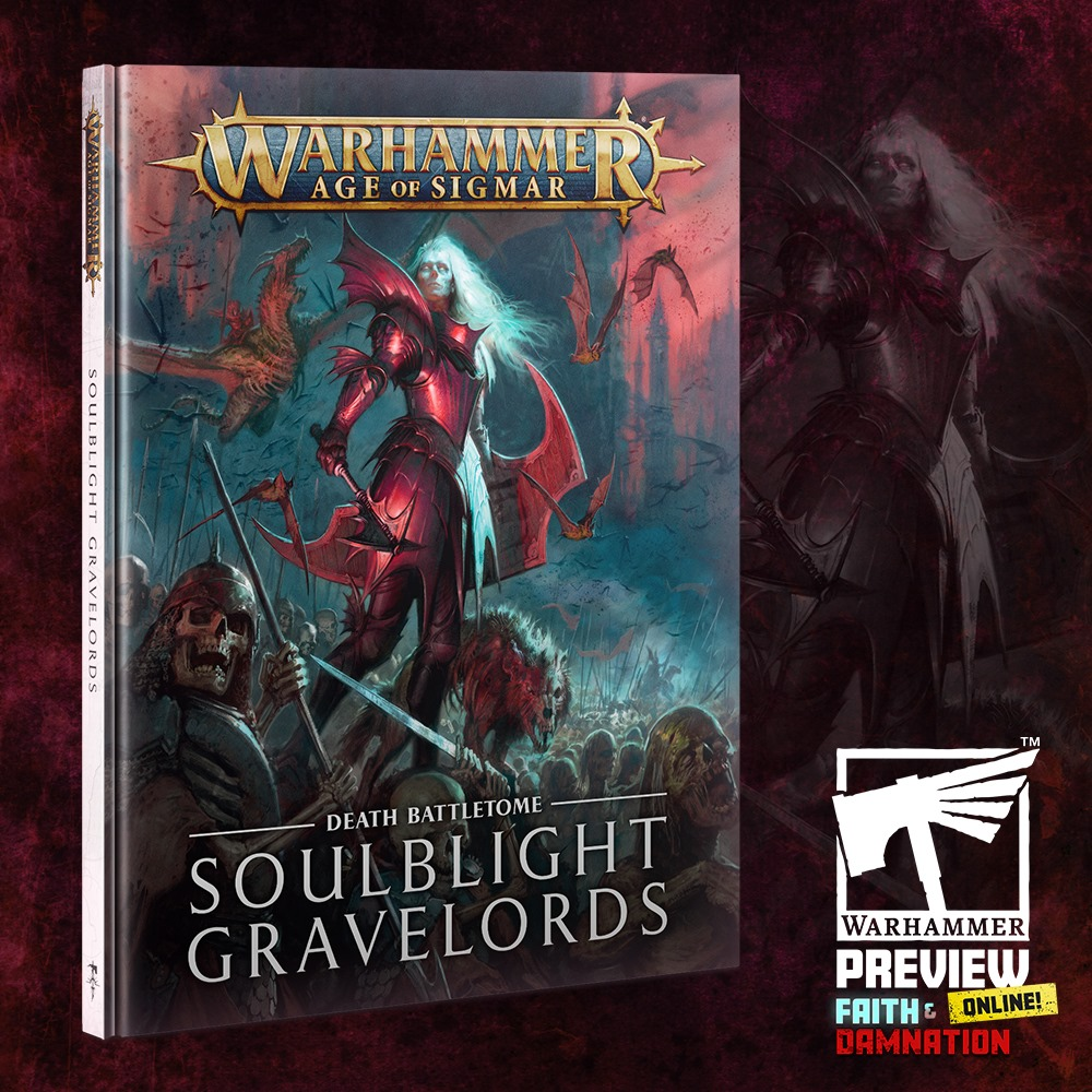 Soulblight Gravelords - Warhammer Age Of Sigmar