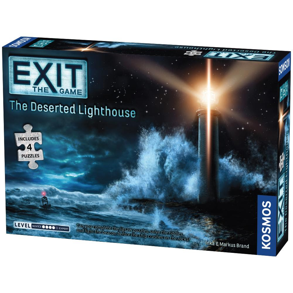 The Deserted Lighthouse - EXIT The Game