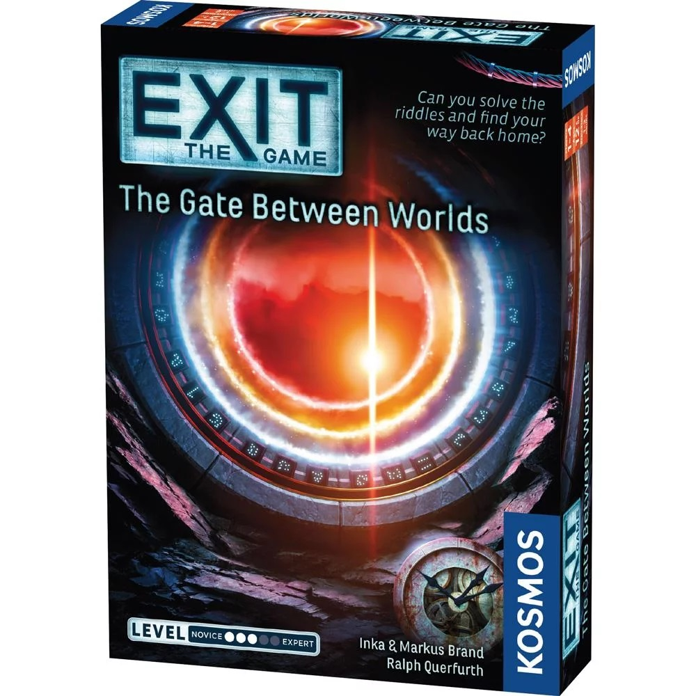 The Gate Between Worlds Replacement - Kosmos