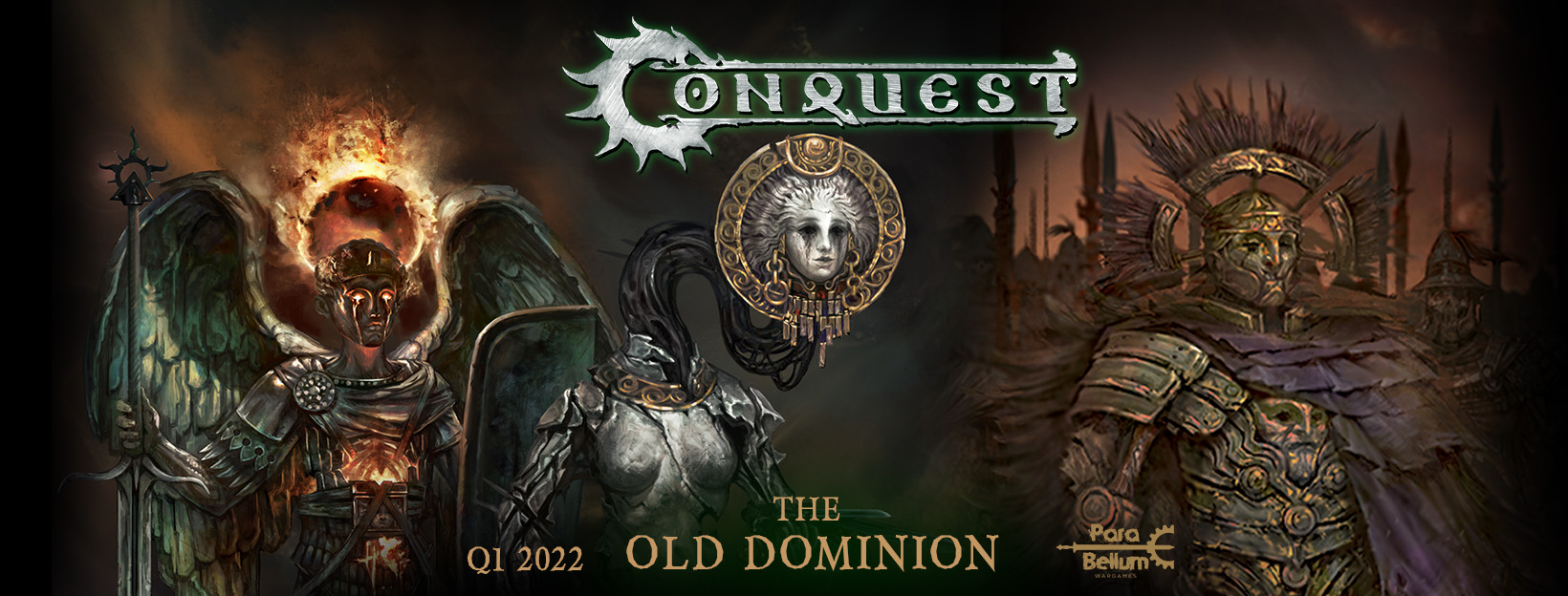 The Old Dominion - Conquest