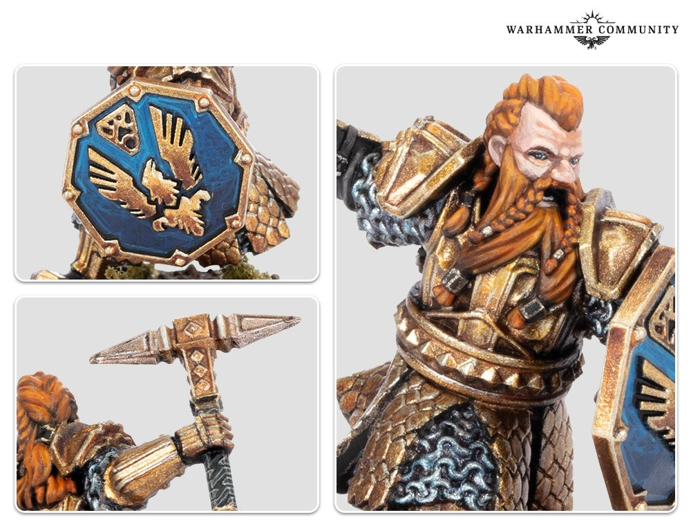 Thorin III Stonehelm - Middle-earth Strategy Battle Game
