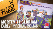 Unboxing: Early Imperial Roman Pacto Starter Army | Mortem Et Gloriam