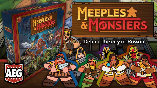 Meeples & Monsters – Kickstarter Funded In 15 Minutes!