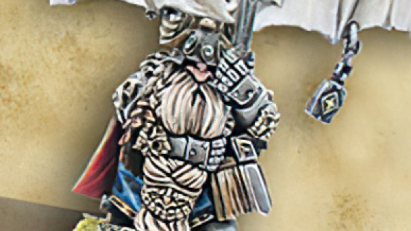 Hold A Dwarven Battle Standard High With Avatars Of War