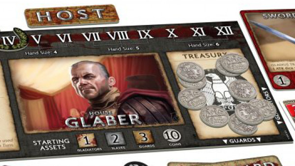 Gale Force Nine's Spartacus Coming To Tabletops In April