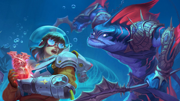 Master The Oceanic Abyss With Keyforge's Dark Tidings