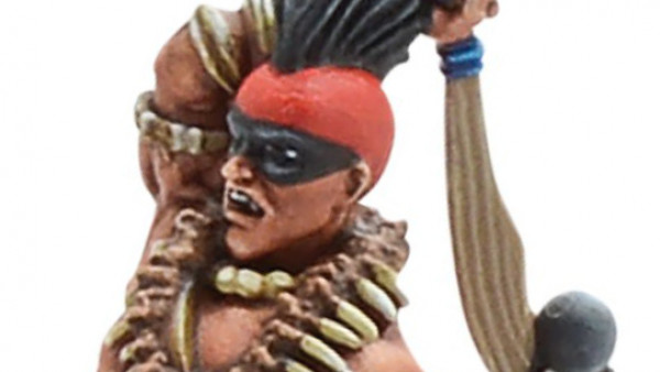 Mohawk & Eagle Warriors Join Warlord Games' Mythic Americas