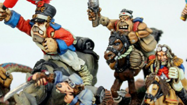 Obidiah's Army Returns To Fantasy World Of Flintloque