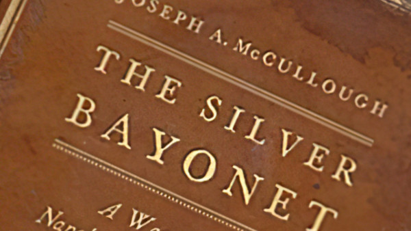 The Silver Bayonet; New McCullough Game Revealed!