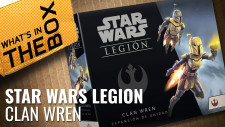Unboxing: Clan Wren Unit Expansion | Star Wars: Legion