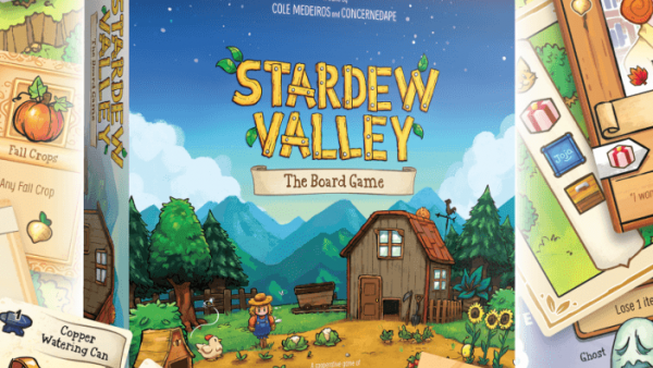 Stardew Valley Gets Itself A Tabletop Board Game