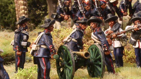 Bring Brazilian Howitzers To The Perry's War Of The Triple Alliance