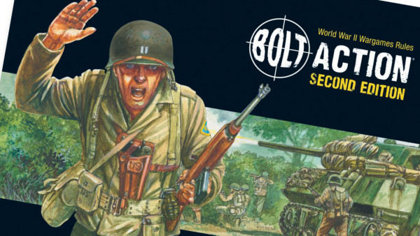 Follow The US Troops Off The Beach In Bolt Action Supplement