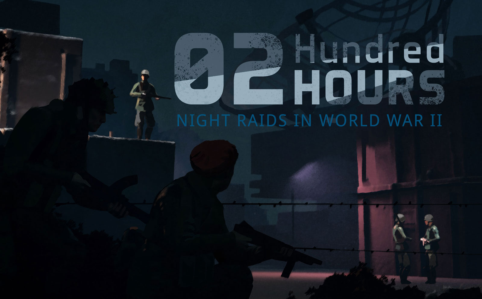02 Hundred Hours - Grey For Now Games