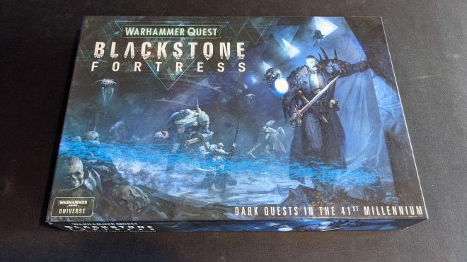 BlackStone Fortress from the Hobbylodge