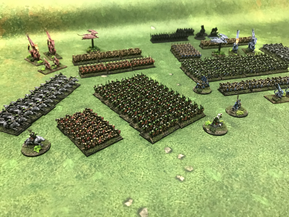 Wilco's Mass Battle Rules mk2 (Spring Clean Challenge 2021)