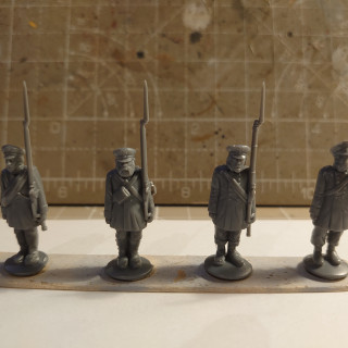 A Review of Warlord Games Prussian Landwehr Regiment